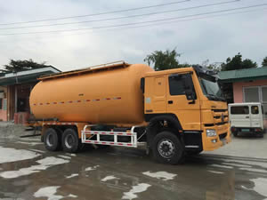 dry bulk cement truck for sale