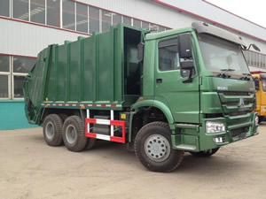 waste management trucks for sale