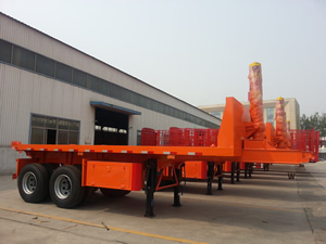 flat top semi trailers for sale