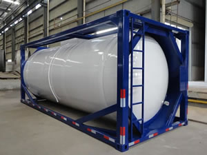 iso container trailers for sale