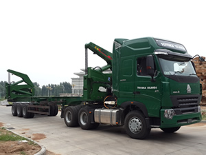 container side loaders for sale