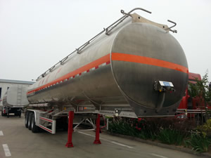 aluminum fuel tank trailer for sale