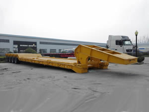 detachable lowboy trailers for sale