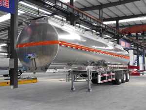 aluminum tanker trailers for sale