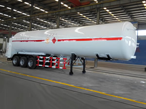 lng tanker trailers for sale