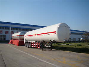 natural gas tanker trailers