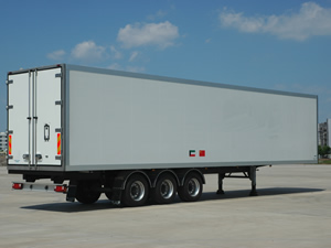 refrigerated semi trailers for sale