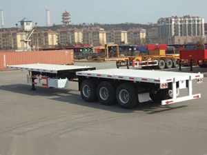 extendable flatbed trailer for sale