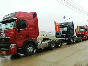 SINOTRUK Exported 25000 Vehicles in 2016
